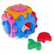 Игрушка Сортер логический куб