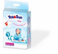 YOKOSUN Пеленки впитывающие 60*90 10шт